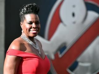 Leslie Jones takes racist Twitter trolls head on
