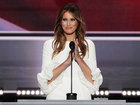 Was Melania Trump's outfit plagiarized?