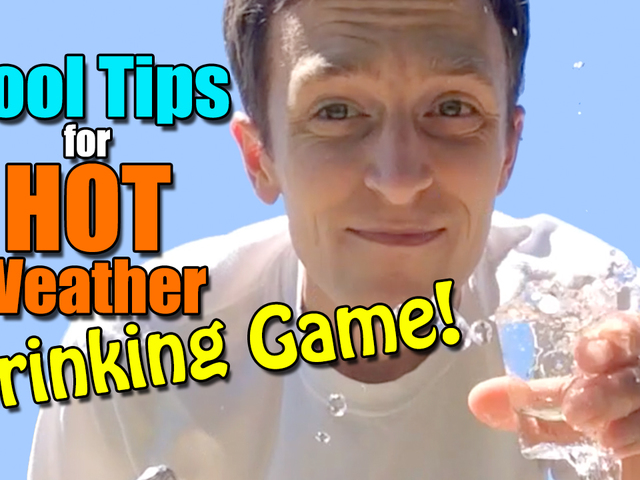 Cool tips for hot weather