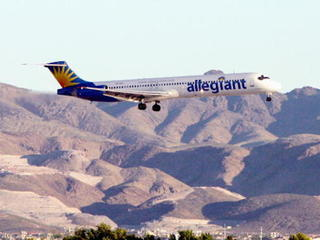 Report: FAA audit finds faults Allegiant Air