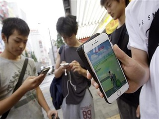 'Pokemon Go' now available in Japan