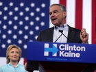 Trump mistakenly says Kaine was NJ governor