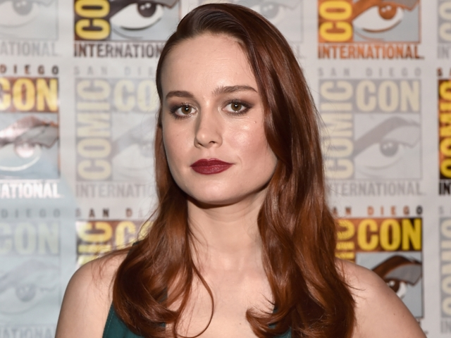 Brie Larson to star as Captain Marvel