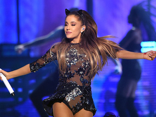 Ariana Grande was denied White House show