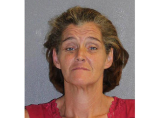 Fla. homeless woman sets boyfriend on fire
