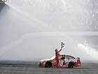 Busch turns weekend into clean sweep