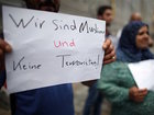 Ansbach attacker in online chat before explosion