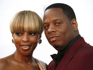Mary J. Blige files for divorce