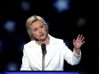Clinton pits message of unity against Trump