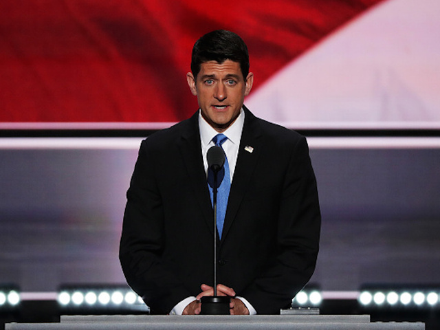 Donald Trump Endorses Ryan, McCain Before Primary Races