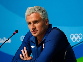 Lochte charged for filing a false robbery report