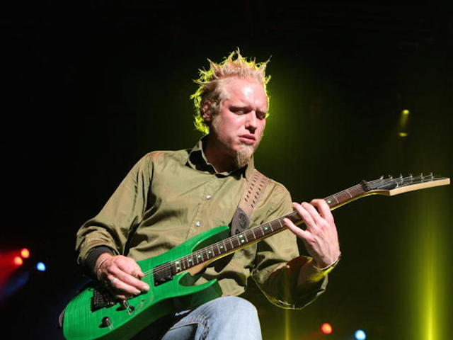 Former 3 Doors Down guitarist Matt Roberts is dead