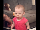 WATCH: Little girl's adorable horse impression