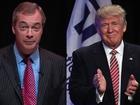 Nigel Farage teams up with Trump