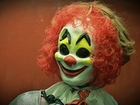Clowns reportedly trying to lure kids