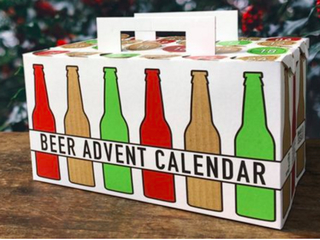 Beer Advent calendar aids Christmas countdown