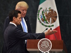 Mexico disappointed in Trump meeting