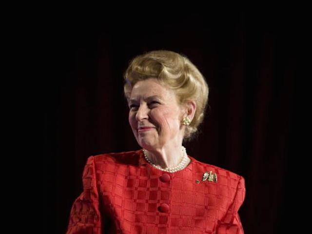 Phyllis Schlafly, Conservative Activist, Dies At 92