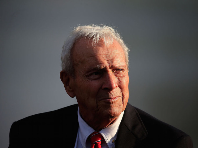 Golf's greatest react to Palmer's passing
