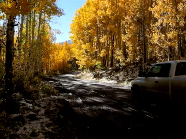 Fall weekend getaway in Colorado