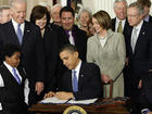 Report: Obama admin did not follow health law