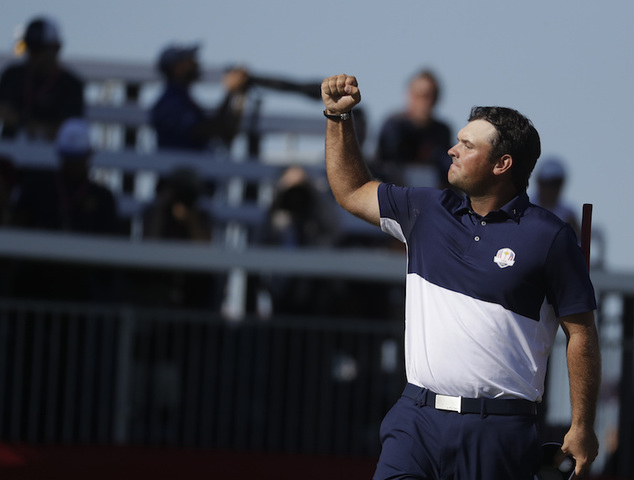 US team wins Ryder Cup