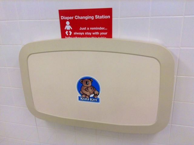 Male loos in US to have baby change facility; Obama signs law