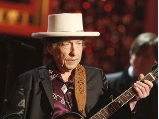 Does Bob Dylan know he won a Nobel Prize?