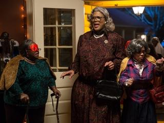 'Boo! A Madea Halloween' debuts at No. 1