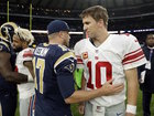 Manning denies yelling 'Trump' to signal audible