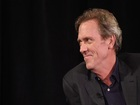 Actor Hugh Laurie celebrated in Hollywood