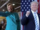 Federal employee donations favor Clinton