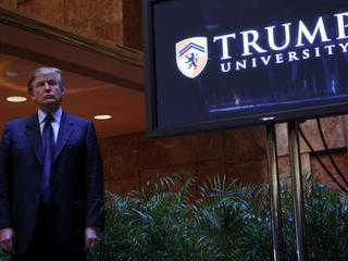 Defense open to settlement in Trump U lawsuit