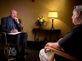 Dr. Phil accused of exploiting actress' illness