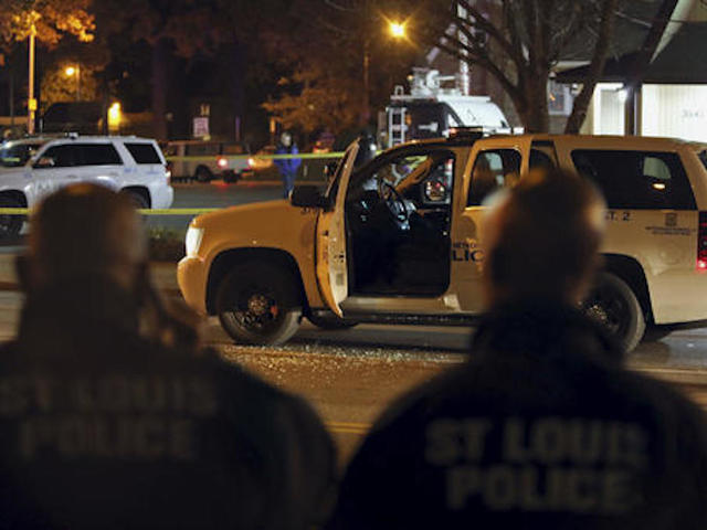 Texas Governor Condemns Slaying Of San Antonio Officer