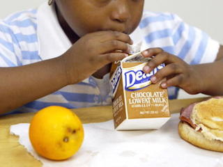 Study: recess before lunch makes for better diet