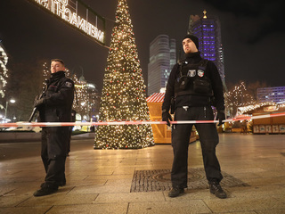 Berlin Christmas market attacker killed in Italy