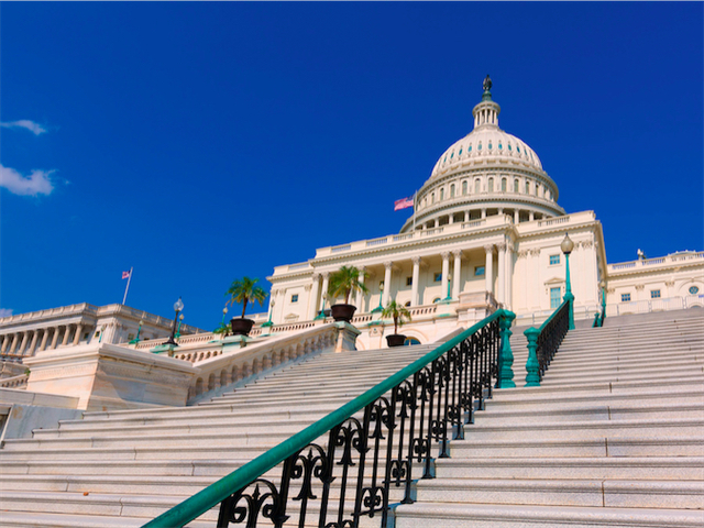 Police Respond To Reports Of Shots Fired Near Capitol Hill