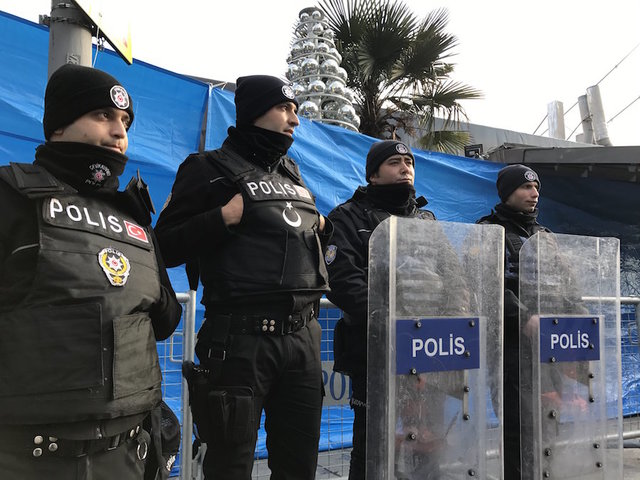 Gunman identified in Istanbul nightclub attack