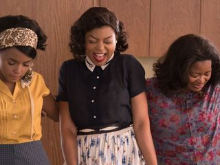 'Hidden Figures' strong in weekend full of flops