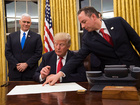Trump reverses abortion policy for aid to NGOs