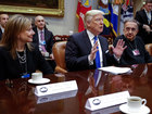 Trump tells auto execs he'll cut red tape