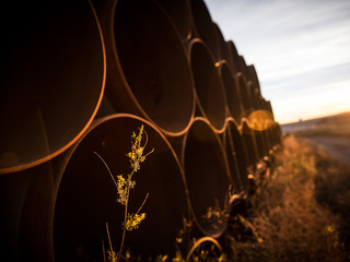Trump green lights Keystone XL pipeline