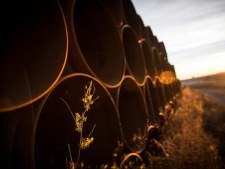 Trump green lights Keystone XL pipeline