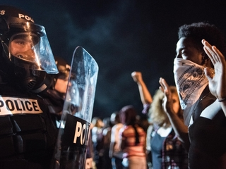 Is policing racially biased?