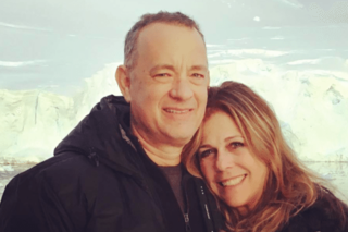 Tom Hanks shares advice for a lasting marriage
