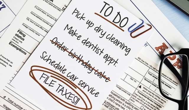 TAX DAY: What to do if you haven't filed your taxes