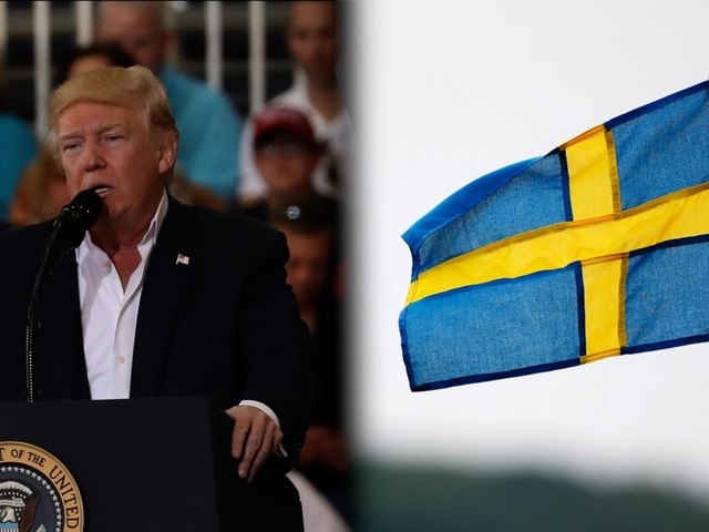 Defending Travel Ban, Trump Cites Swedish Attack That Didn't Happen
