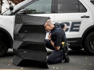 BYU makes origami-inspired bulletproof shield
