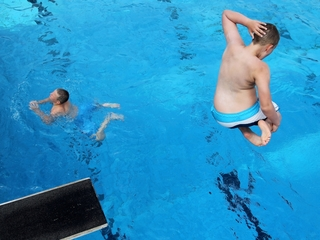 Pool parasite on the rise: summer safety